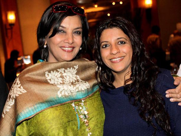 Shabana Azmi,Joya  Gorgeous Smile Pic