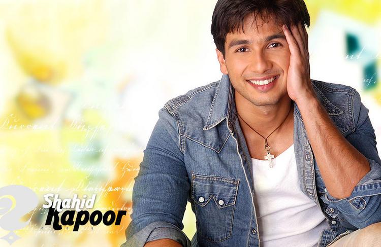 Shahid Kapoor Exclusive Wallpaper