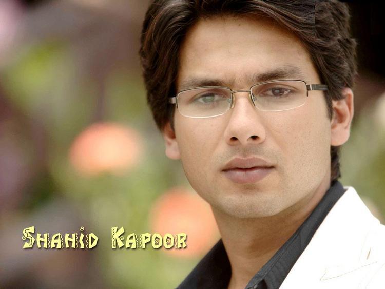 Shahid Kapoor Hot Stylist Look Wallpaper