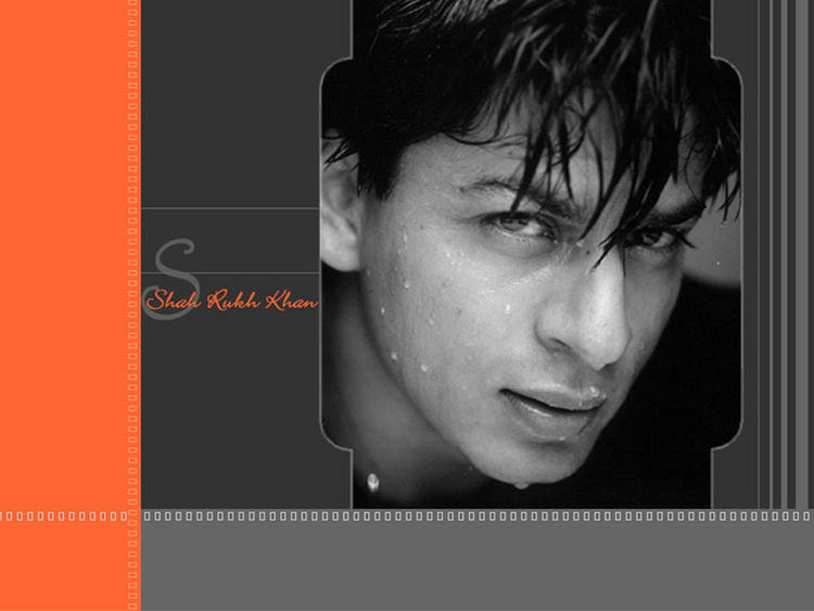 Shahrukh Khan Angry Look Wallpaper