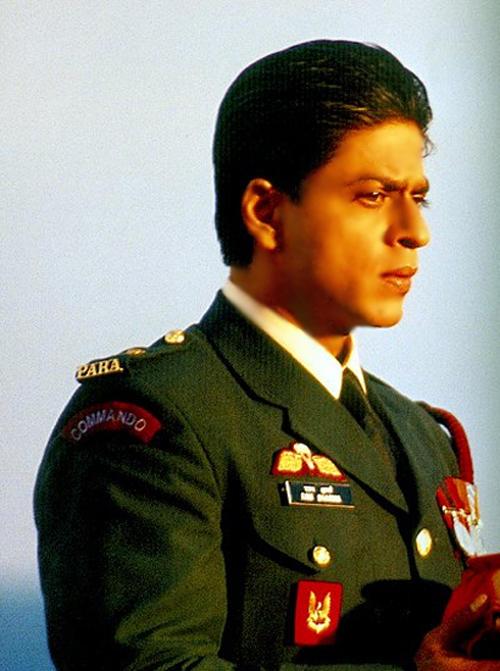 Shahrukh Khan Gorgeous Hot Wallpaper