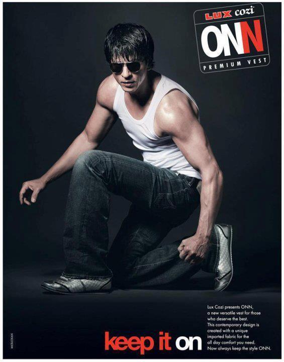 Shahrukh Khan Lux Cozy ONN Premium Innerwear Ad
