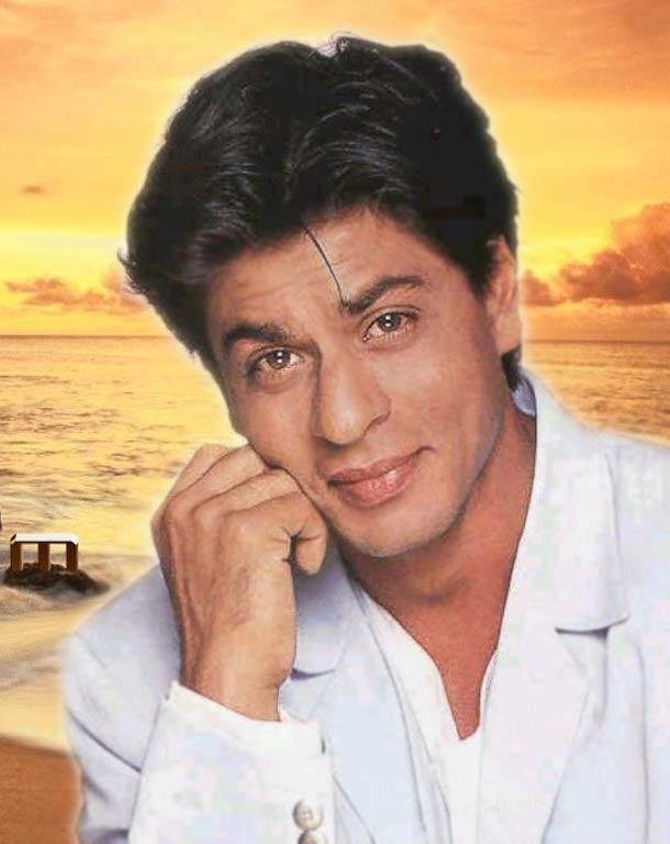 Shahrukh Khan Nice Look Wallpaper