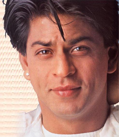 Shahrukh Khan Red Eyes Look Wallpaper