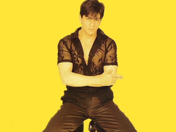 Shahrukh Khan Sexiest Wallpaper