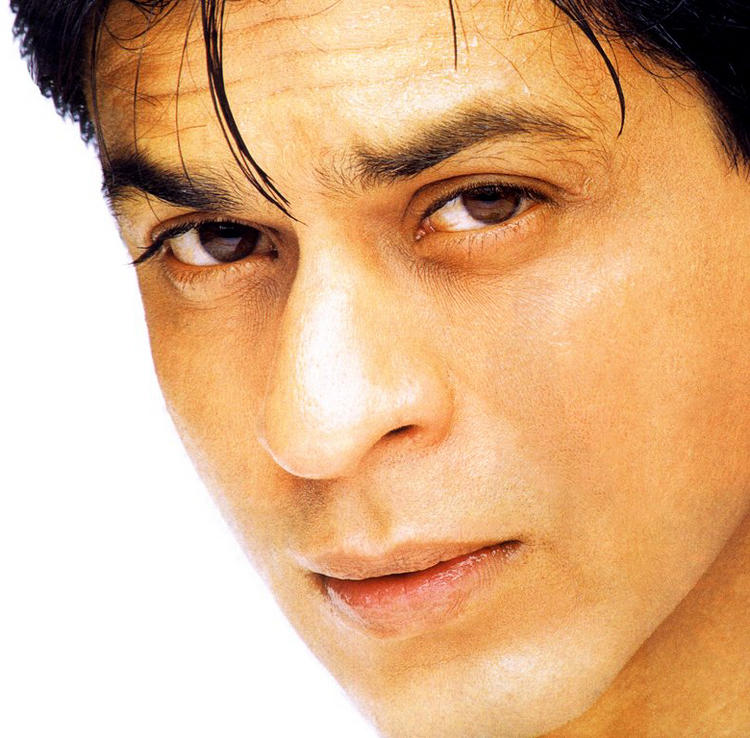 Shahrukh Khan Sexy Eyes Look Wallpaper