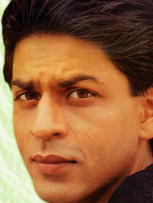 Shahrukh Khan Sexy Hot Eyes Look Wallpaper