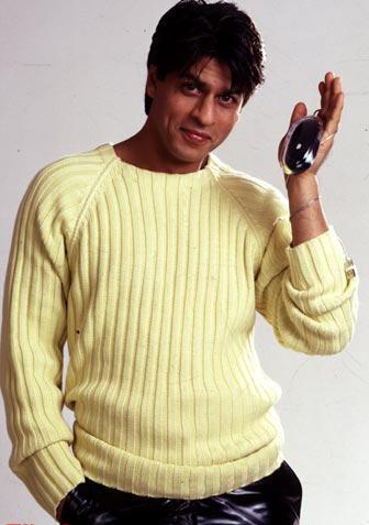 Shahrukh Khan Winter Wear Wallpaper