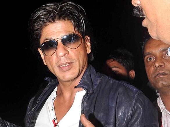 Shahrukh Khan for Zee Cine Awards in Macau