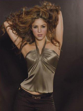 Shakira Spicy Photo Shoot