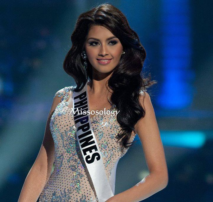3rd runner up - Shamcey Supsup - Miss Philippines