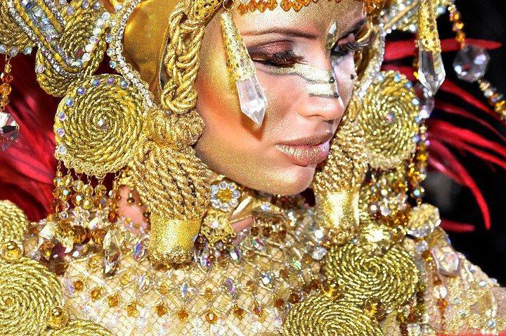 Best National Costume - Sheldry Sáez - Miss Panama
