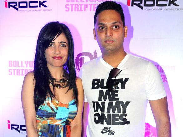 Shibani Kashyap at Neeta Shah Book Launch of Bollywood Striptease