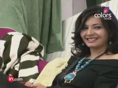 Shonali Nagrani in Bigg Boss 5