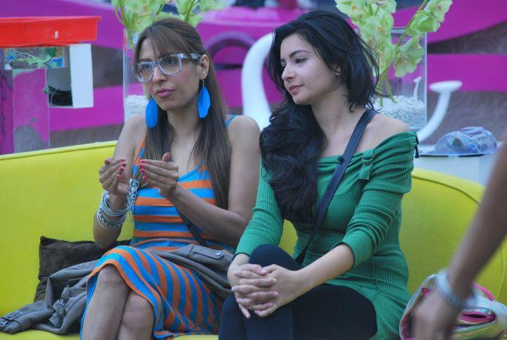 Shonali Nagrani in Bigg Boss House