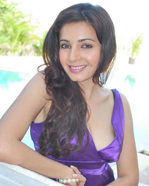 Shonali Nagrani in Purple Top