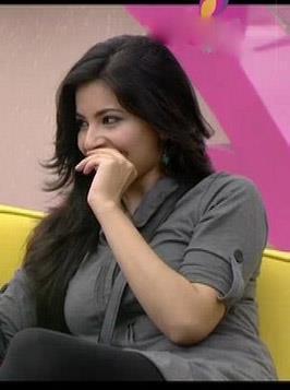 Shonali Nagrani in the house