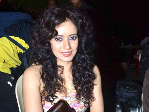 Shreya Narayan at mahurat of Palchinn film