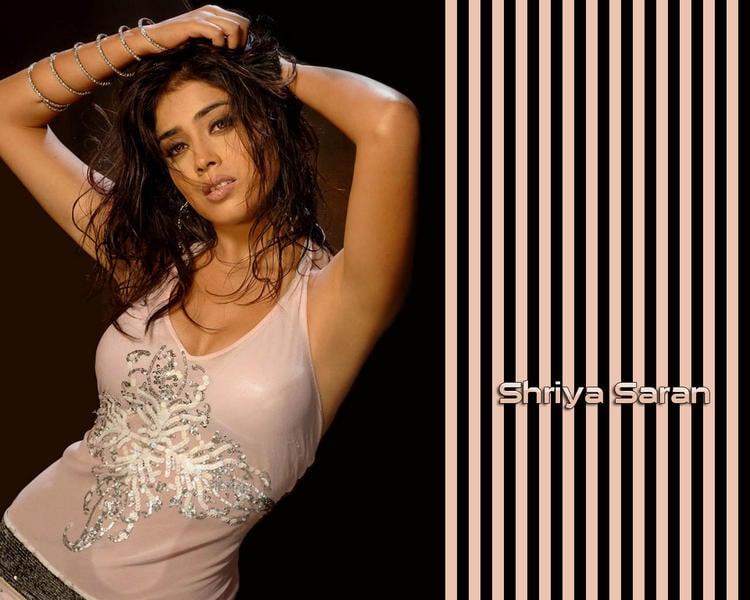 Shriya Saran Sexiest Wallpaper