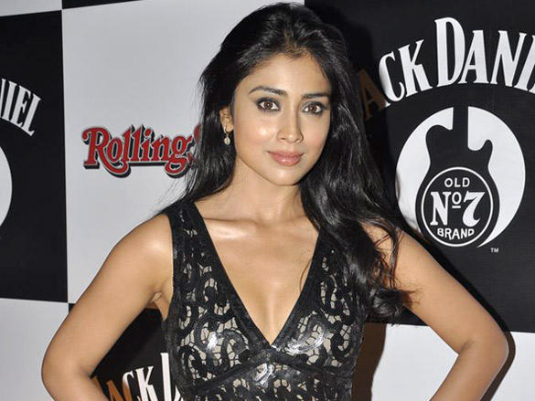 Shriya Saran at Jack Daniel Rollingstone Rock Awards in Mehboob