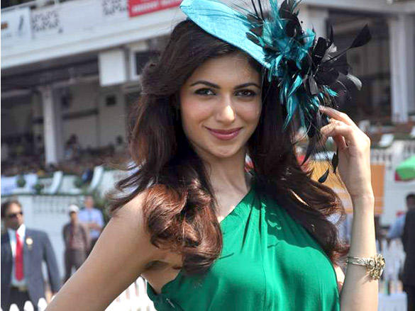 Simran Kaur Mundi at Poonawalla breeders Multi Million race