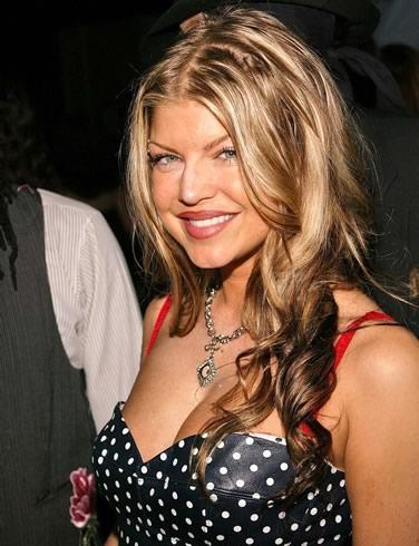 Singer Fergie Gorgeous Still