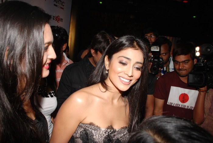 Sizzles Shriya Saran at at Maxim Magazine Cover launch