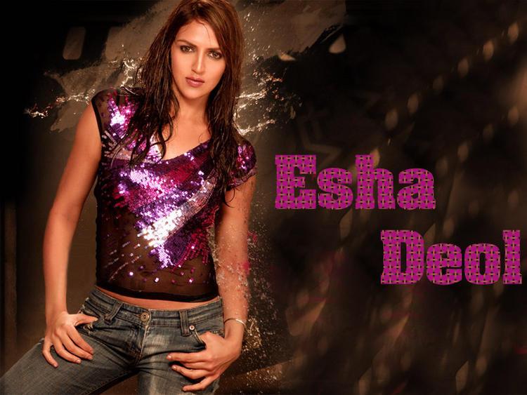 Sizzling Esha Deol Wallpaper