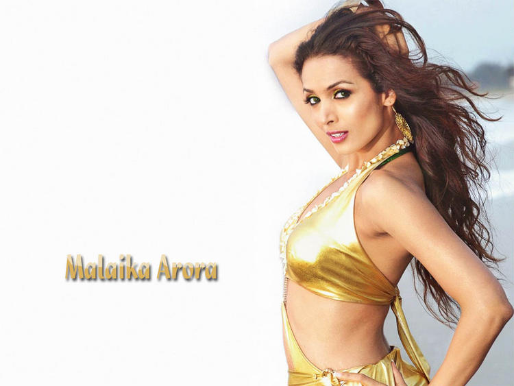 Sizzling Glorious Malaika Arora Wallpaper