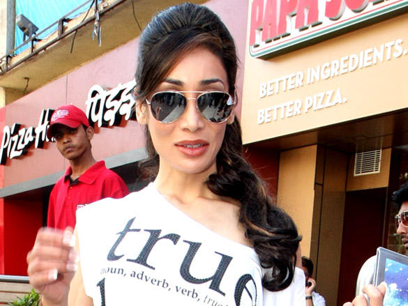 Sofia Hayat at promote Diary of a Butterfly