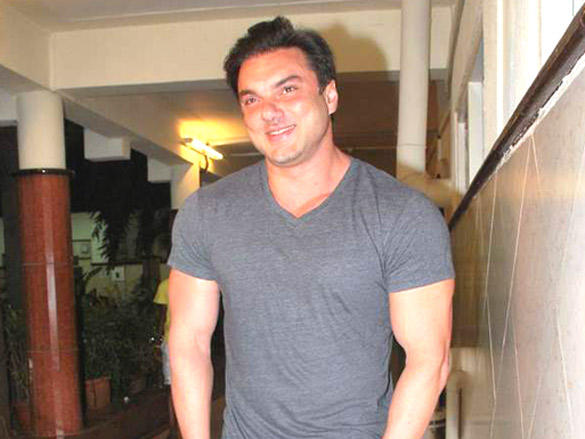 Sohail Khan at Aamir Ali and Sanjeeda Sheikh's wedding reception