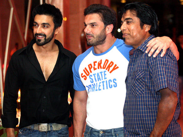 Sohail Khan at Cricket League  party in Vizag