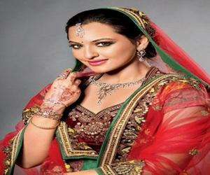 Sonakshi Sinha Bridal Dress Beauty Still