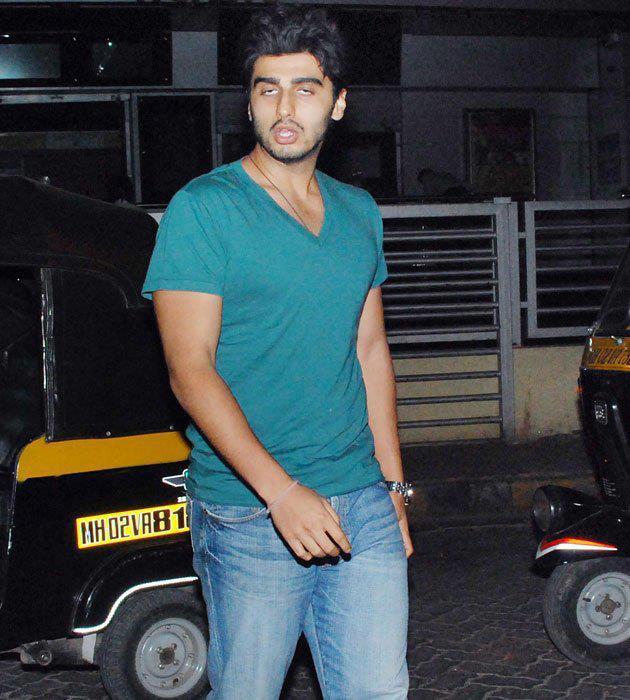 Sonam Kapoor's Cousin Arjun Kapoor Pic