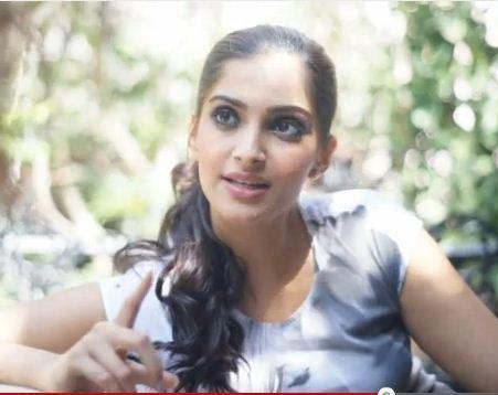 Sonam Kapoor Cute Sizzling Photoshoot