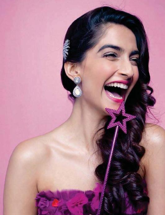 Sonam Kapoor Photoshoot For Cosmopolitan Awards
