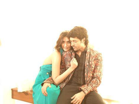 Sonam Kapoor and Farhan Akhtar Photoshoot For HT Brunch