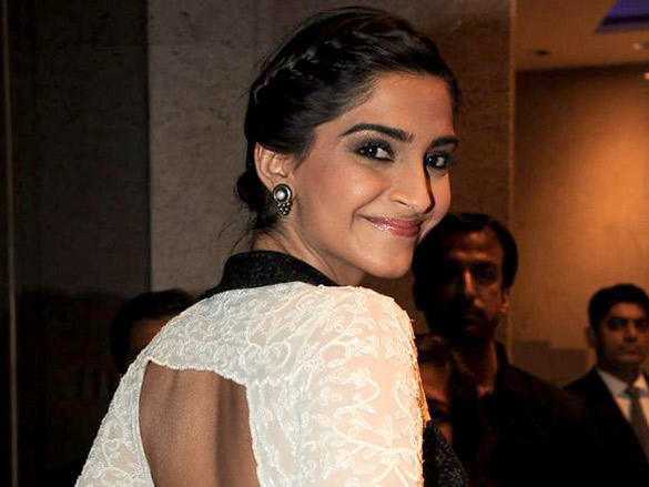 Sonam Kapoor at Launch of Mid-Day Mumbai Anthem