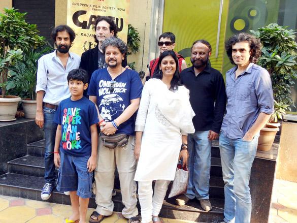 Special Screening Of Gattu at Pixion
