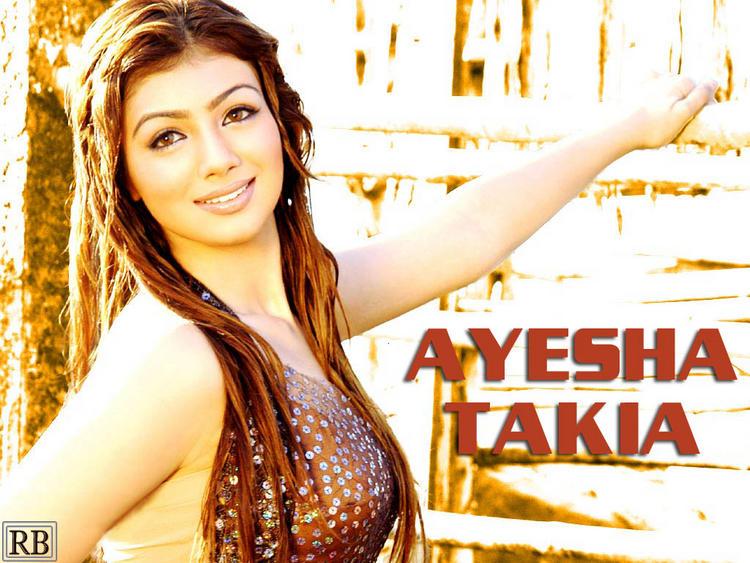 Spicy Actress Ayesha Takia Wallpaper