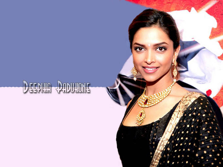 Spicy Actress Deepika Padukone Wallpaper
