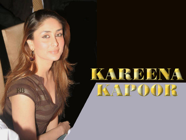 Spicy Bolly Beauty Kareena Kapoor Wallpaper