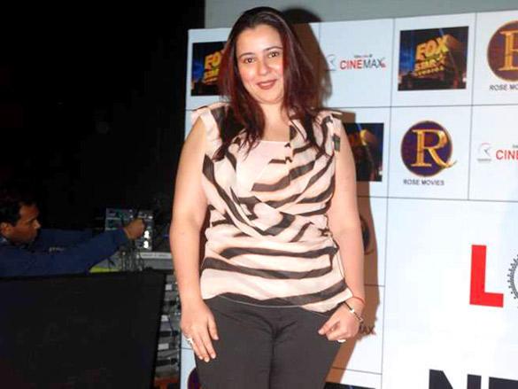 Srushti Arya at London, Paris, New York' First Look Launch