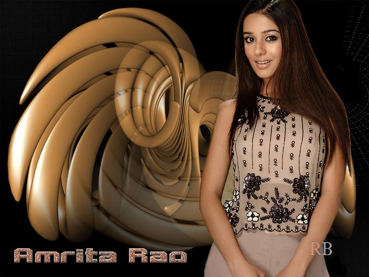 Stunning Babe Amrita Rao Beauty Still