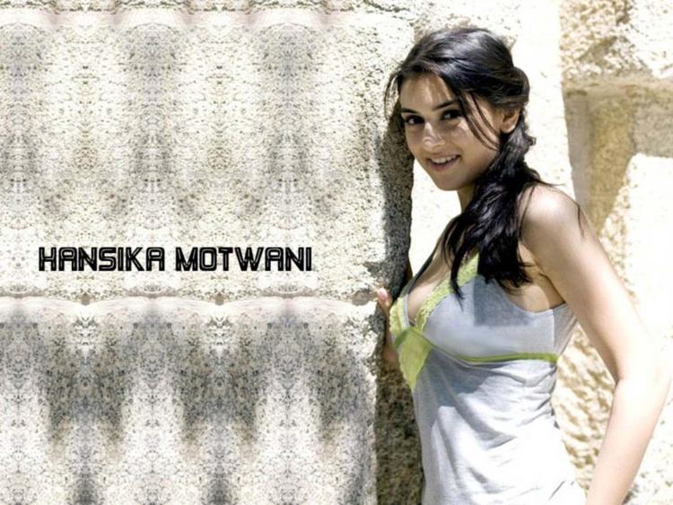 Stunning Beauty Hansika Motwani Pic