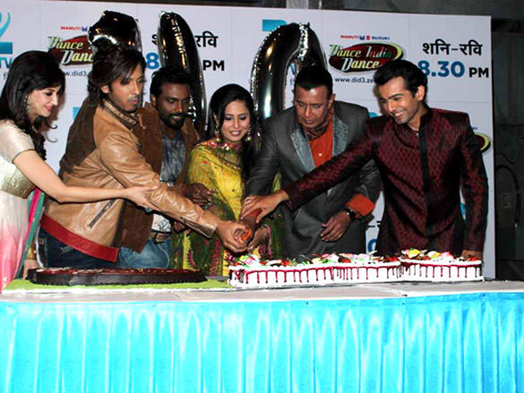 Success Bash of Dance India Dance 100 Episodes
