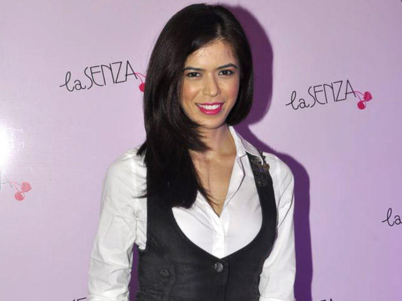 Sucheta Sharma at La Senza store inauguration