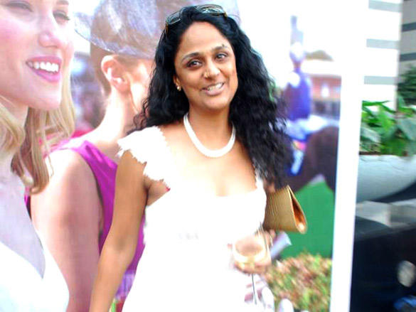 Suneeta Rao at Melbourne Food and Wine Festival