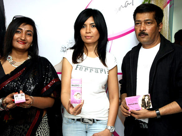 Sunita Vhatkar launched the new venue and the products