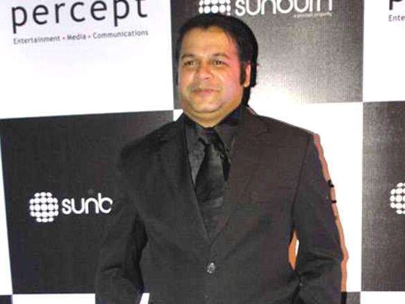 Suresh Menon at Sunburn Awards 2012